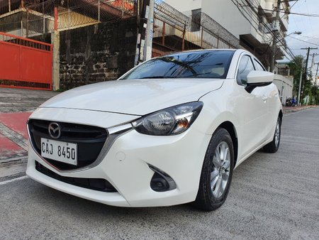 Reserved! Lockdown Sale! 2017 Mazda 2 1.5 V Automatic Pearl White 19T Kms Only CAJ8450