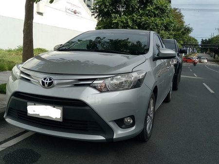 TOYOTA VIOS SILVER FOR SALE