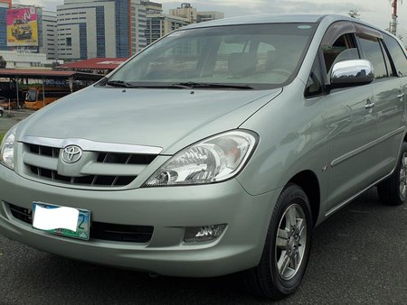 Toyota Innova G D4D AT Preserved Cond