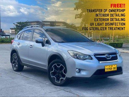 2012 Subaru XV Premium A/T Gas