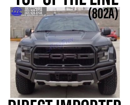 Brand New 2021 Ford F150 Raptor (Top of The Line 802A) 802 A F-150 F 150 not 2020 not platinum