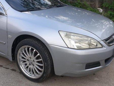 Sell Silver Honda Accord 2005 in Cabanatuan