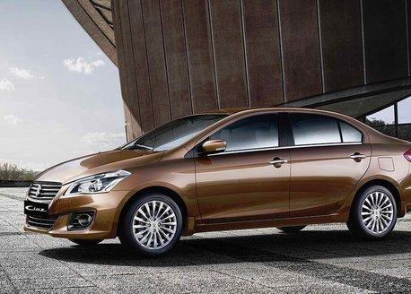 Suzuki Ciaz 2018 Philippines: Price, Specs, Interior & Fuel Consumption