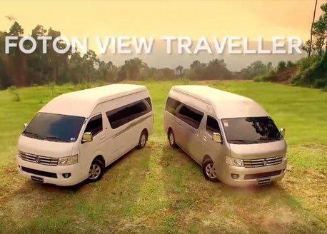 Foton Traveller 2018 Philippines: Price, Interior, Exterior, Specs Review