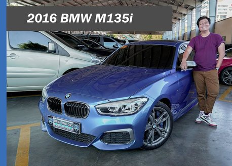 2016 BMW M135i Used Car Review Philippines