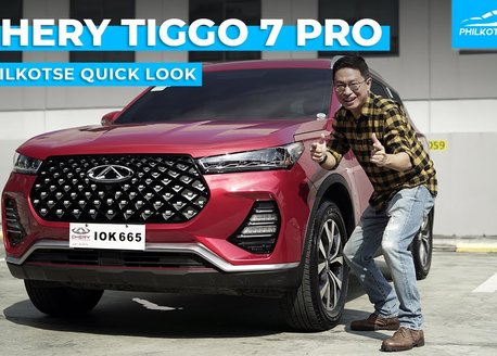 2021 Chery Tiggo 7 Pro Quick Look Review: Getting better and better