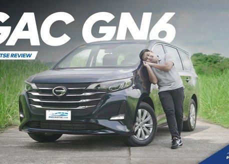 2021 GAC GN6: A different taste of the same formula   Philkotse Reviews