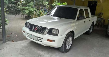 Cheapest Mitsubishi L200 2003 for Sale: New & Used - Philippines