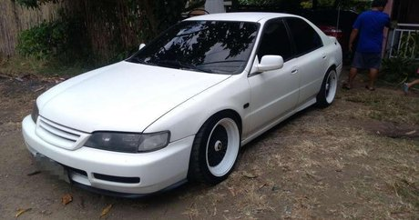 White Honda Accord price less than ₱250,000 for sale in