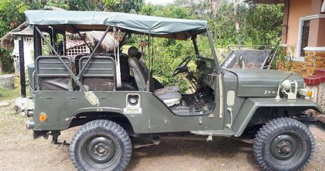 Used Jeep Willys for Sale Low Price - Philippines