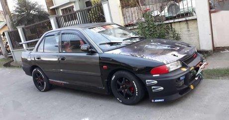 Black Mitsubishi Lancer best prices for sale in Batangas