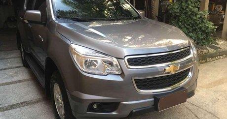 2015 Chevy Trailblazer >> Grey Chevrolet Trailblazer 2015 Best Prices For Sale