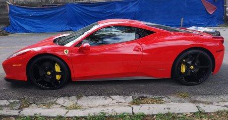 Used Ferrari for Sale Low Price - Philippines