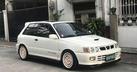 Used Toyota Starlet for Sale Low Price - Philippines