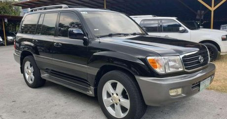 Used Toyota Land Cruiser 2000 for Sale Low Price - Philippines