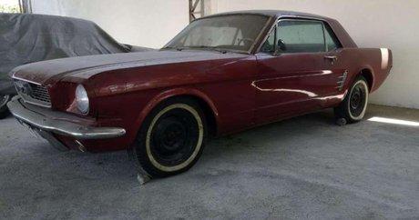 Cheapest Ford Mustang 1966 for Sale: New & Used - Philippines