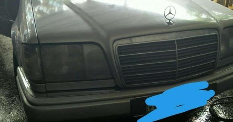 Used Mercedes-Benz W124 for Sale Low Price - Philippines