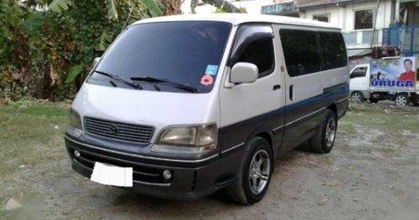 Toyota Van best prices for sale in Calamba Laguna - Philippines