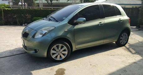 Cheapest Toyota Yaris 2008 for Sale: New & Used - Philippines