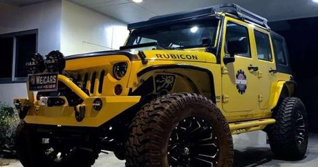 Used Yellow Jeep best prices for sale - Philippines