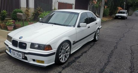 White BMW 316i price more than ₱167,400 for sale - Philippines