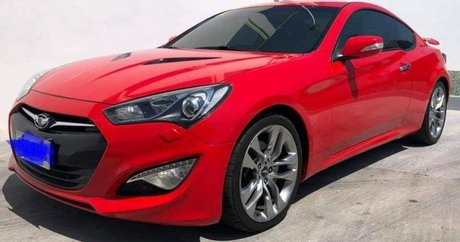 Red Hyundai Genesis 2015 Best Prices For Sale Philippines
