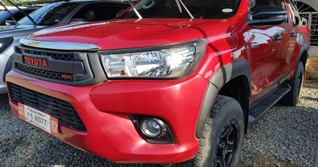 Cheapest Toyota Hilux 2018 for Sale: New & Used - Philippines