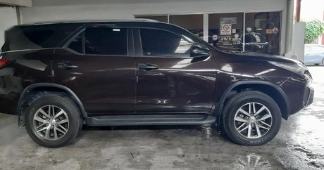 Red Toyota Fortuner 2018 best prices for sale - Philippines