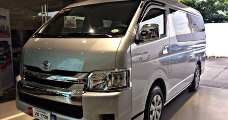 Affordable Used Van for Sale in Cavite - Philippines