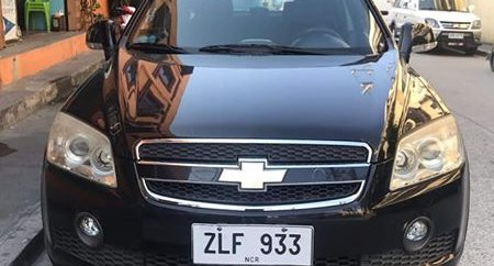 Used Chevrolet Captiva for Sale Low Price - Philippines