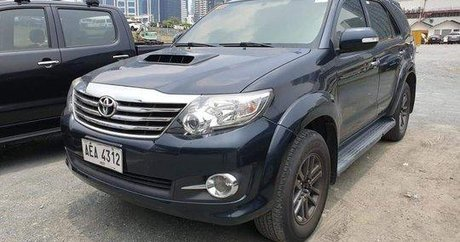Cheapest Toyota Fortuner 2015 for Sale: New & Used - Philippines
