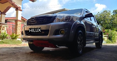 Cheapest Toyota Hilux 2015 for Sale: New & Used - Philippines