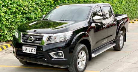 Cheapest Nissan Navara 2018 for Sale: New & Used - Philippines