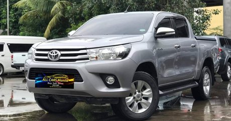 Latest Toyota Hilux for Sale in Makati Metro Manila