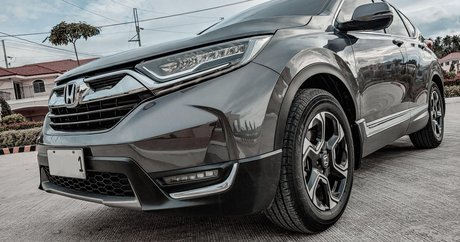 Used Honda Cr-V for Sale Low Price - Philippines