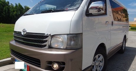Cheapest Toyota Hiace 2011 for Sale: New & Used - Philippines