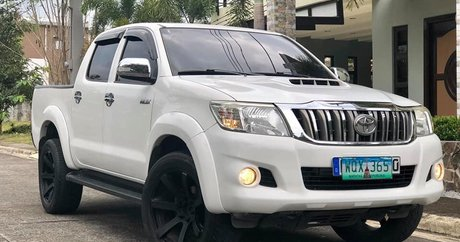 10,001+ Toyota Hilux for Sale at Lowest Prices - Philippines