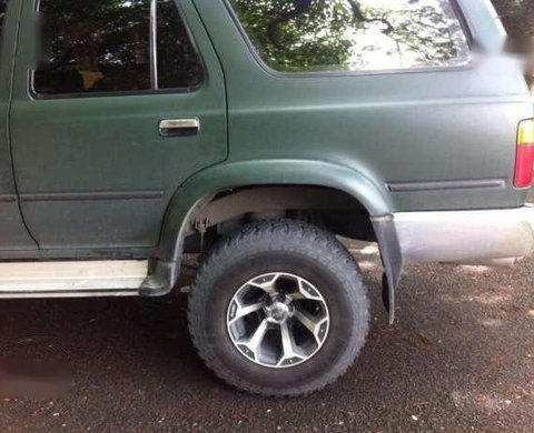 Toyota Hilux Surf 4x4 At