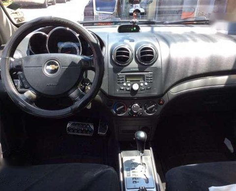 Chevrolet Aveo 2011 Sports Edition 1 6 At