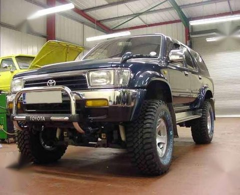 Toyota Hilux Surf Manual 4x4 Turbo