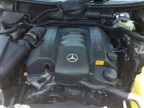 Mercedes Benz E240 2000 BMW E46 E90 E36 E39 Swap ok