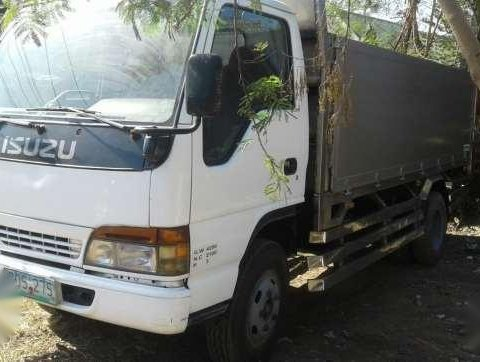 Isuzu Elf Giga 2011 model 4HG1 engine diesel manual molye unahan