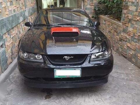 2002 Mustang V6 >> 2002 Ford Mustang V6 Coupe