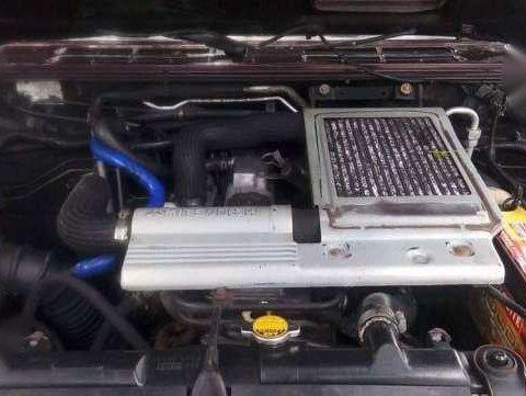 Mitsubishi pajero 4x4 turbo diesel intercooler 4m40 engine