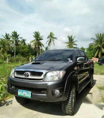 2010 Toyota Hilux G 4x4 d4d 3 0 AT For Sale