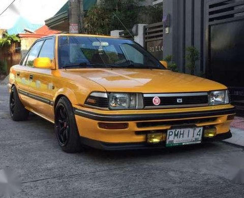 1989 toyota corolla ae92 small body gl skd for sale 262821 1989 toyota corolla ae92 small body gl