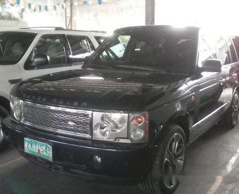 2005 Range Rover For Sale >> Land Rover Range Rover 2005 For Sale