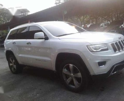 Jeep Grand Cherokee Ecodiesel For Sale >> Jeep Grand Cherokee 4x4 Diesel White For Sale