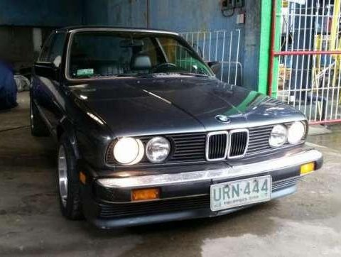 Bmw E30 318i 2 Door U S Ver Mt Gray For Sale