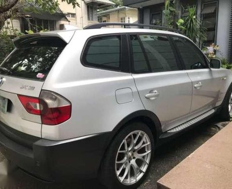 Flawless Condition 2006 BMW X3 2 5L For Sale